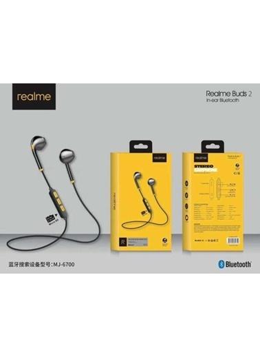 Real Me Realme A02 Bluetooth Kulaklık Micro Sd Kart Girişli Renkli